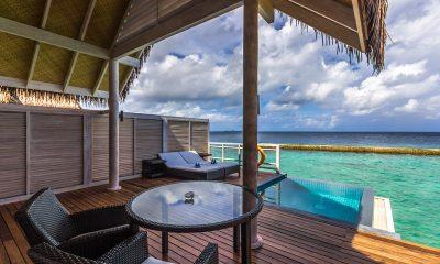 Amaya Kuda Rah Water Villa Lounge | South Ari Atoll, Maldives