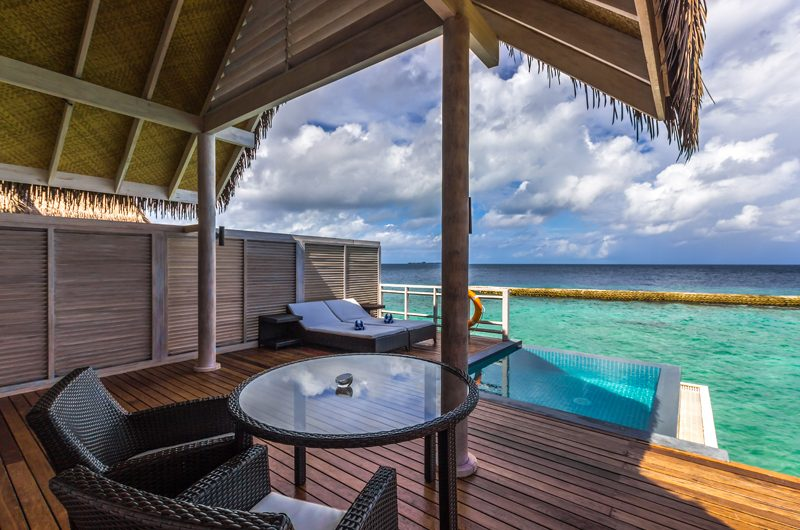 Amaya Kuda Rah Water Villa Lounge | South Ari Atoll, Maldives