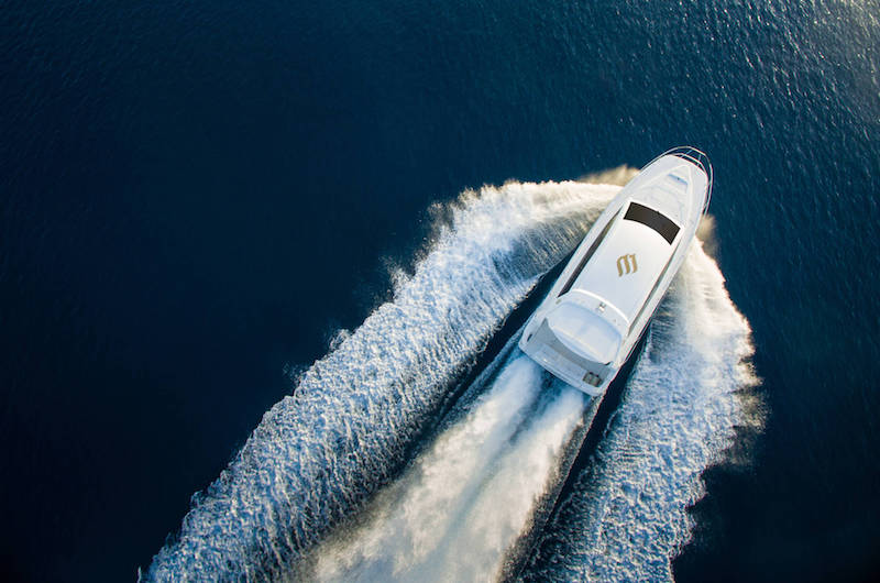 Maldives Jumeirah Vittaveli Luxury Motorised Catamaran