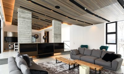 Jun Living Area | Hirafu, Niseko
