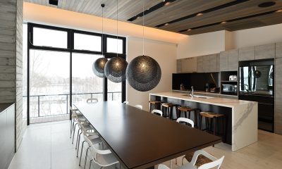 Jun Dining and Kitchen Area | Hirafu, Niseko