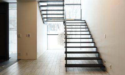 Jun Stairway | Hirafu, Niseko