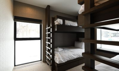 Jun Bunk Beds | Hirafu, Niseko