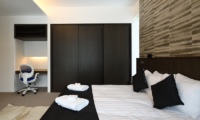 Jun Bedroom with Wardrobe | Hirafu, Niseko