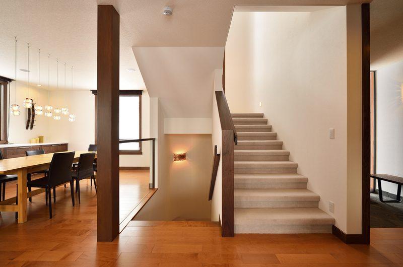 Kokoro Stairway | Hirafu, Niseko