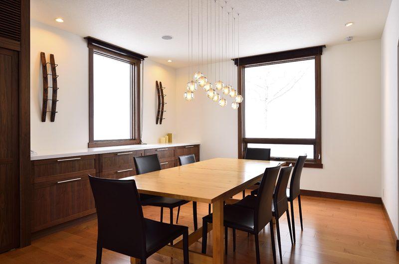 Kokoro Dining Table | Hirafu, Niseko