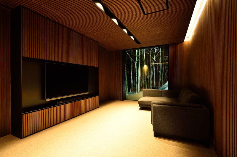 Mukashi Mukashi Media Room | Hirafu, NIseko