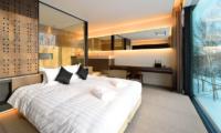 Mukashi Mukashi Master Bedroom | Hirafu, NIseko
