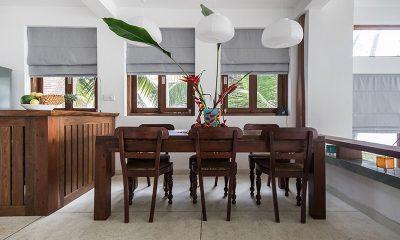 Skinny Beach House Dining Table | Talpe, Sri Lanka