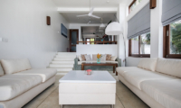 Skinny Beach House Living Room | Talpe, Sri Lanka