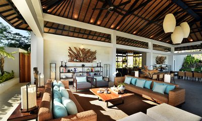 Alta Vista Living Area | North Bali, Bali