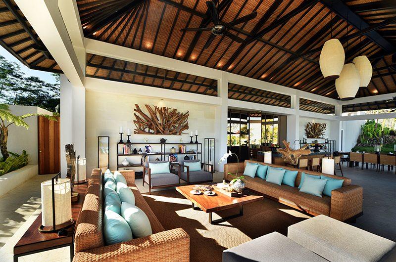 Alta Vista Living Area   North Bali, Bali