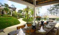 Alta Vista Dining Area   North Bali, Bali