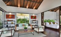 Alta Vista Master Villa Bedroom Area   North Bali, Bali