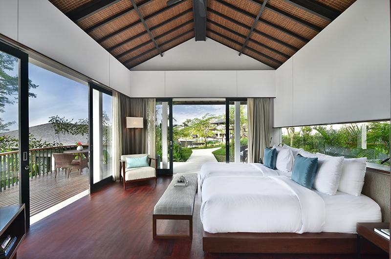 Alta Vista Master Villa Bedroom with Balcony   North Bali, Bali