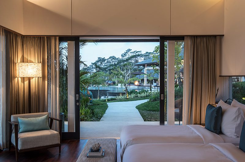 Alta Vista Twin Bedroom   North Bali, Bali