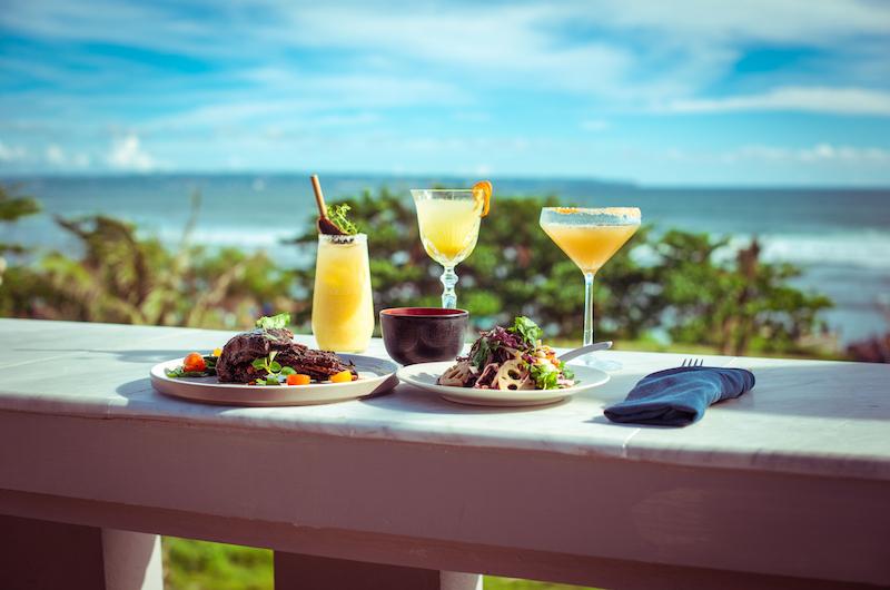 Bali Canggu Ji Restaurant Ocean View