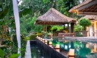 Villa Sungai Bali Pool Bar | Tabanan, Bali