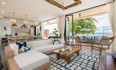 Villa Suma Living Room | Koh Samui, Thailand