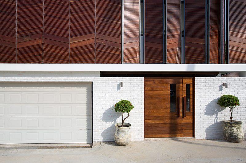 Villa Suma Entrance | Koh Samui, Thailand