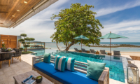 Villa Suma Outdoor Seating | Koh Samui, Thailand
