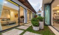 Villa Suma Bedroom with Garden View | Koh Samui, Thailand