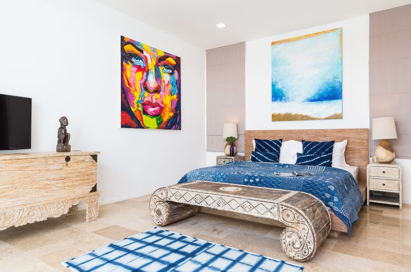 Villa Suma Bedroom Area | Koh Samui, Thailand