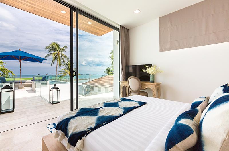 Villa Suma Bedroom with Pool View | Koh Samui, Thailand