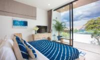 Villa Suma Bedroom with TV | Koh Samui, Thailand