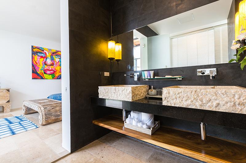 Villa Suma Bathroom Area | Koh Samui, Thailand