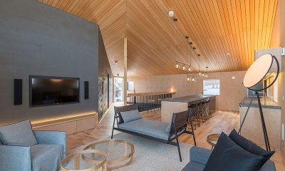 Foxwood Living Room | Hirafu, Niseko