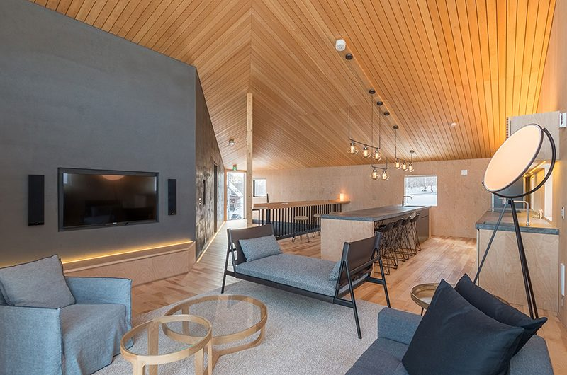 Foxwood Living Room | Hirafu, Niseko