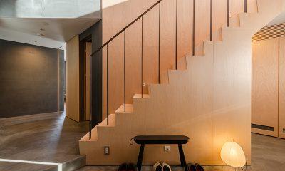 Foxwood Stairway | Hirafu, Niseko
