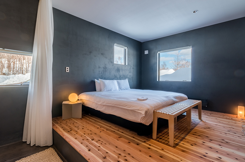 Foxwood Bedroom with Views | Hirafu, Niseko