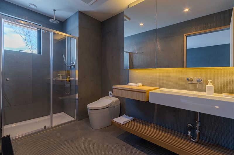 Foxwood Bathroom with Shower | Hirafu, Niseko