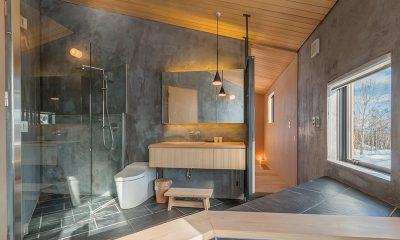 Foxwood Bathroom | Hirafu, Niseko