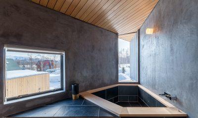 Foxwood Bathtub | Hirafu, Niseko