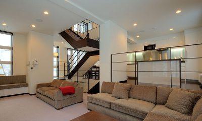 Fubuki Living Area | Hirafu, Niseko