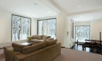 Fubuki Living Room | Hirafu, Niseko