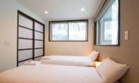Fubuki Twin Bedroom | Hirafu, Niseko