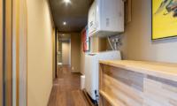 Hideaway on Escarpment Laundry Area | Hirafu, Niseko