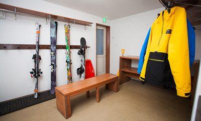 Itoku Equipment Area | Hirafu, Niseko