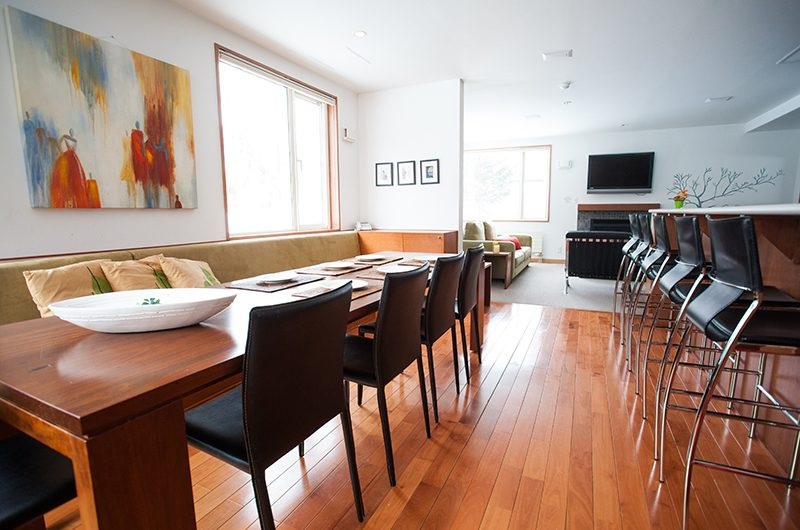 Itoku Living and Dining Area | Hirafu, Niseko