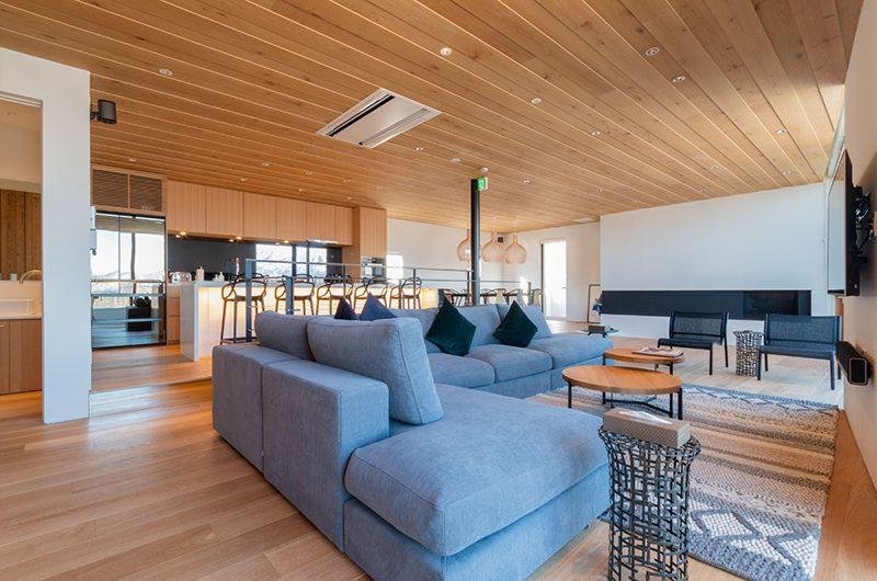 Silver Dream Dining and Living Area | Hirafu, Niseko