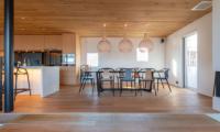 Silver Dream Dining Area | Hirafu, Niseko