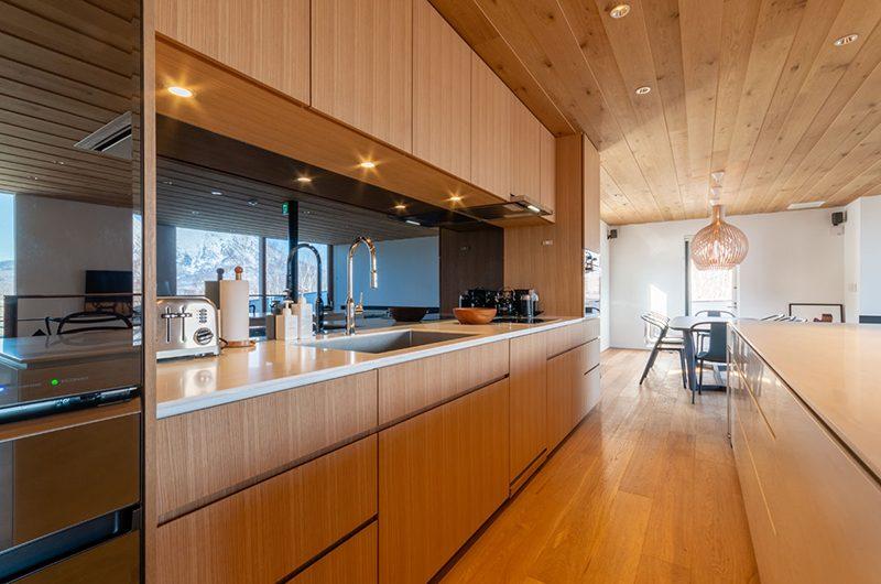 Silver Dream Kitchen | Hirafu, Niseko