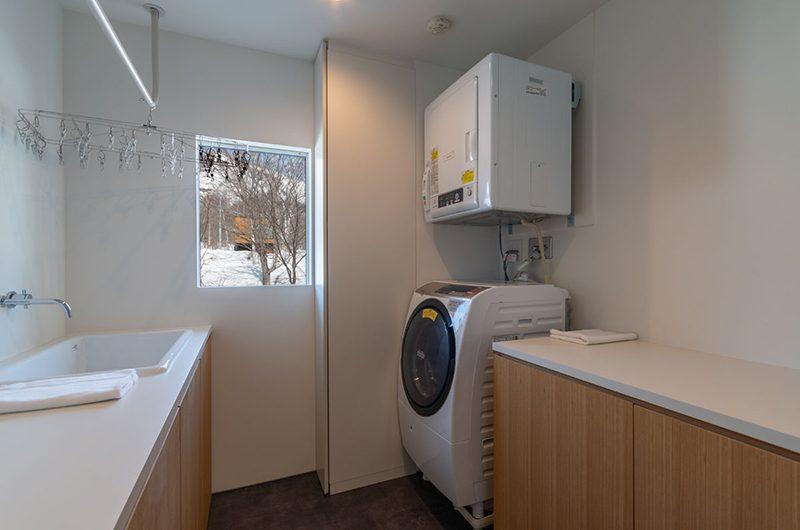 Silver Dream Laundry Area | Hirafu, Niseko