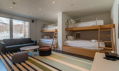 Silver Dream Bunk Beds Area | Hirafu, Niseko