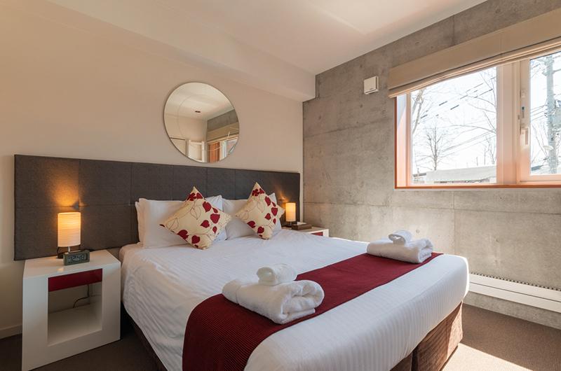 Yuki Ten Bedroom Side | Hirafu, Niseko
