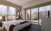 Yuki Ten Bedroom with Outside Views | Hirafu, Niseko